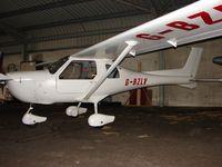 G-BZLV @ EGLA - Jabiru UL-450