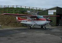 G-BCZM @ EGLA - Cessna F172M