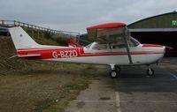 G-BZZD @ EGLA - Cessna F172M