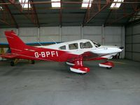 G-BPFI @ EGLA - Smart Pa-28-181