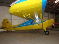 N33884 @ EGLA - Aeronca in Bodmin , Cornwall ,UK