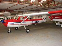 G-BACN @ EGLA - Cessna FRA150L