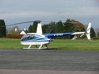G-OMCD @ EGLA - Robinson R44II