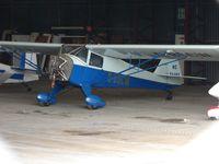 G-BSCW @ EGHD - Taylorcraft BC-65