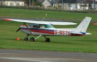 G-BSTO @ EGHD - Cessna 152 - by Terry Fletcher