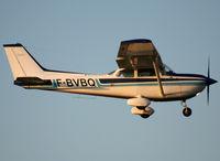 F-BVBQ - C172 - European Air Transport