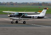 G-BIMT @ EGBJ - Busy late afternoon at Gloucestershire (Staverton) Airport - by Terry Fletcher