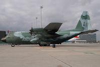 2467 @ VIE - Brazil Air Force Lockheed C130 Hercules - by Yakfreak - VAP