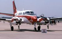 160853 @ ORD - T-44A at the ANG/AFR open house - by Glenn E. Chatfield