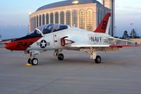 163642 @ KDPA - T-45A on display for the air show - by Glenn E. Chatfield