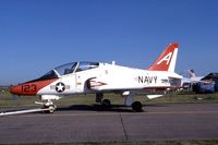 165466 @ DVN - T-45C at the Quad Cities Air Show - by Glenn E. Chatfield