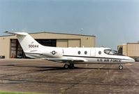 95-0044 @ CID - T-1A at the Rockwell-Collins ramp - by Glenn E. Chatfield