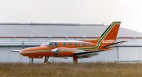N400BG @ GKY - Cessna 421 departing Arlington Municipal - This aricraft was destroyed in a mid-air collision - NTSB report - http://www.ntsb.gov/ntsb/brief.asp?ev_id=20001214X38038&key=1