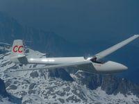 F-CDPJ - overhead austrian alps - by Joachim Aerts