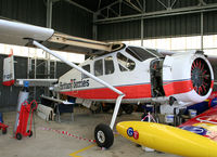 F-GDPX @ LFRN - On major overhaul inside the Yankee Delta hangar in old c/s - by Shunn311