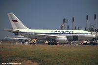 VP-BAF @ LFPG - Aeroflot at Paris - by Michel Teiten ( www.mablehome.com )
