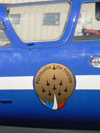 N179PS @ GKY - Fouga Magister! At Arlington Municipal
