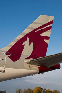 OE-LOS @ VIE - Qatar Airways Airbus A321