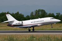 CS-DNR @ LFSB - landing rwy 16 - by eap_spotter