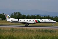 CS-TPG @ LFSB - landing rwy 16 - by eap_spotter