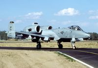 82-0655 @ GRAF IGNAT - The Spangdahlem A-10s were some of the NATO participants in the 2001 Coopertaive Key exercise. This aircraft was w/o 27-6-2002. - by Joop de Groot
