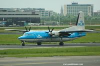 PH-KVK @ EHAM - KLM Cityhopper - by Michel Teiten ( www.mablehome.com )