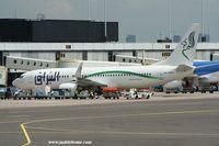 5A-DMG @ EHAM - Buraq Air - by Michel Teiten ( www.mablehome.com )
