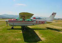 D-EAWS @ QFB - Cessna T210R Turbo Centurion II - by J. Thoma