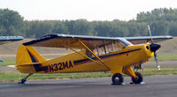 N32MA @ HFD - At the AOPA Expo...