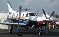 N54RD @ HFD - At the AOPA Expo...
