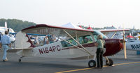 N164PC @ HFD - At the AOPA Expo...