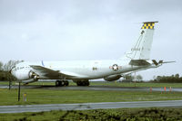 62-3552 @ EHLW - A rare visitor to Leeuwarden was this SAC KC-135.