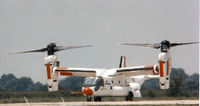 163911 @ GKY - V-22 Ship One at Bell Test Flght, Arlington, Texas - by Zane Adams