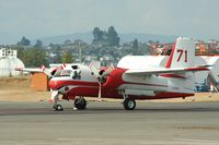 C-GHPJ @ CYXX - Firefighter aircraft from Conair seen during the 2006 Abbotsford Airshow - by Michel Teiten ( www.mablehome.com )