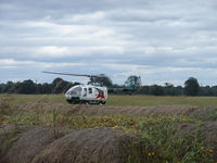 N911DD - Air Med 1 taking off with trauma patient, Ventress, LA - by video68