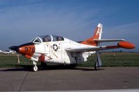 158884 @ DVN - T-2C at the Quad Cities Air Show - by Glenn E. Chatfield