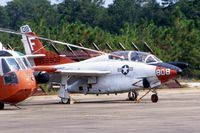 158908 @ NPA - T-2C at the National Museum of Naval Aviation - by Glenn E. Chatfield