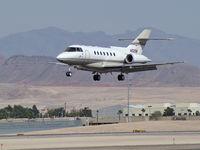 N52SM @ KLAS - Sierra Pacific Industries - Redding, California / Delivered 1996 - British Aerospace BAe 125 Series 1000A - by Brad Campbell