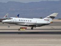 N52SM @ KLAS - Sierra Pacific Industries - Redding, California / Delivered 1996 - British Aerospace BAe 125 Series 1000A