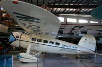 N105W @ FA08 - Lockheed Vega