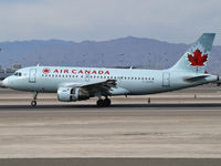 C-GARG @ KLAS - Air Canada / 1997 Airbus A319-114 - by Brad Campbell