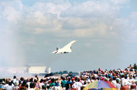 G-BOAF @ CNW - Concorde at Texas Sesquicentennial Air Show 1986