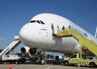 F-WWJB @ MCO - A380