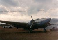 N114CA @ ATA - Lockheed GULFSTAR conversion - by Zane Adams