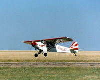N70137 @ PPA - At Pampa Airshow 1986