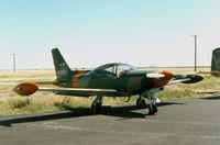 N16FD @ PPA - At Pampa Airshow 1986