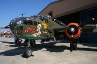 N1943J @ FA08 - Apache Princess