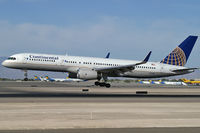 N13110 @ KLAS - Continental Airlines / 1994 Boeing 757-224 - by Brad Campbell