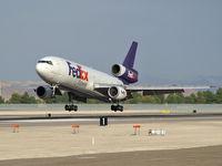 N570FE @ KLAS - Federal Express - 'FedEx' / 1980 Mcdonnell Douglas MD-10-10F