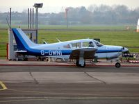 G-OMNI @ EGBJ - Pa-28R-200-2 at Gloucestershire (Staverton) Airport